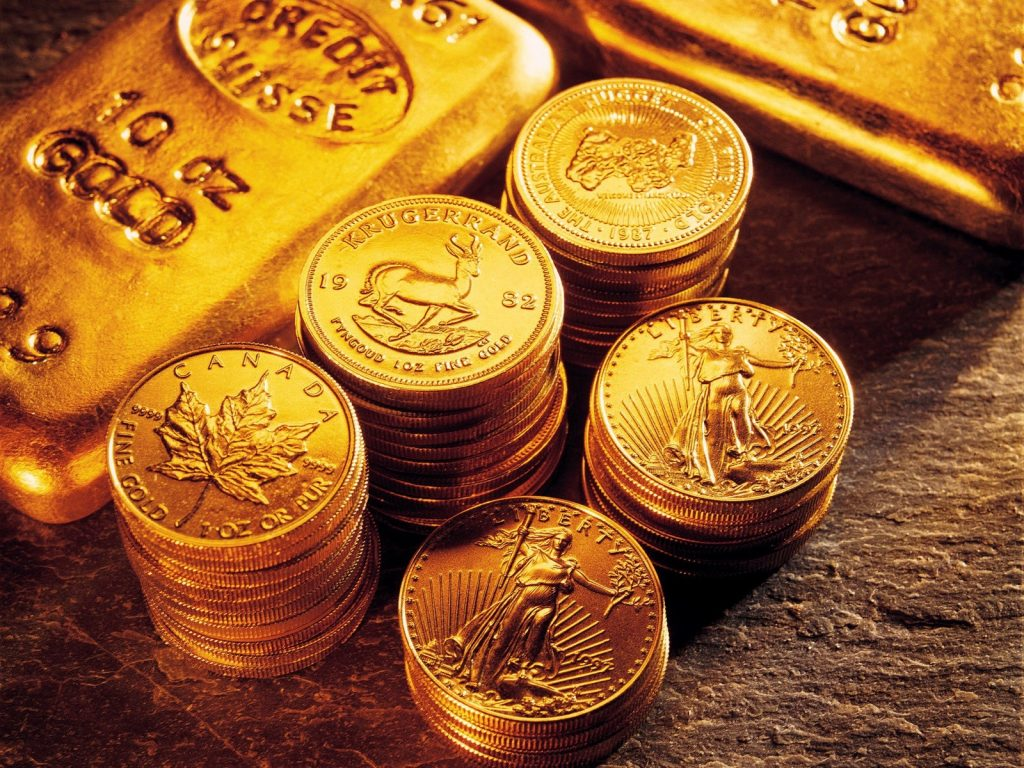 Sell Gold Coins or Gold Bullion Bars